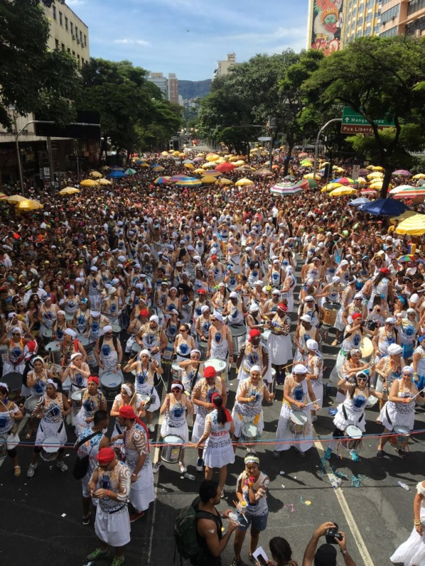 Carnaval de BH supera o Rio em pesquisa do google