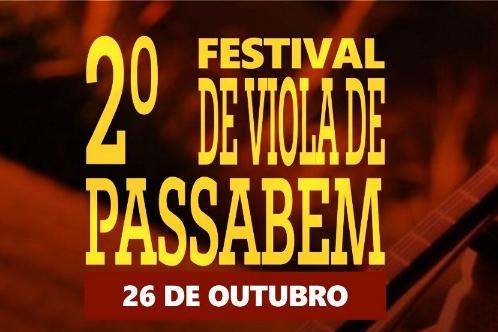 Passabém promove 2° Festival de Viola Caipira