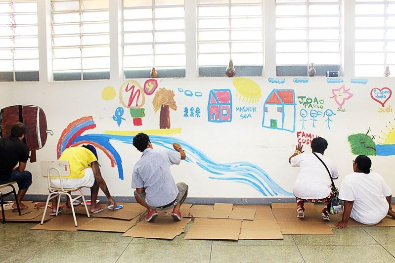 Hospital Galba Velloso reforça Semana de Arte como recurso terapêutico