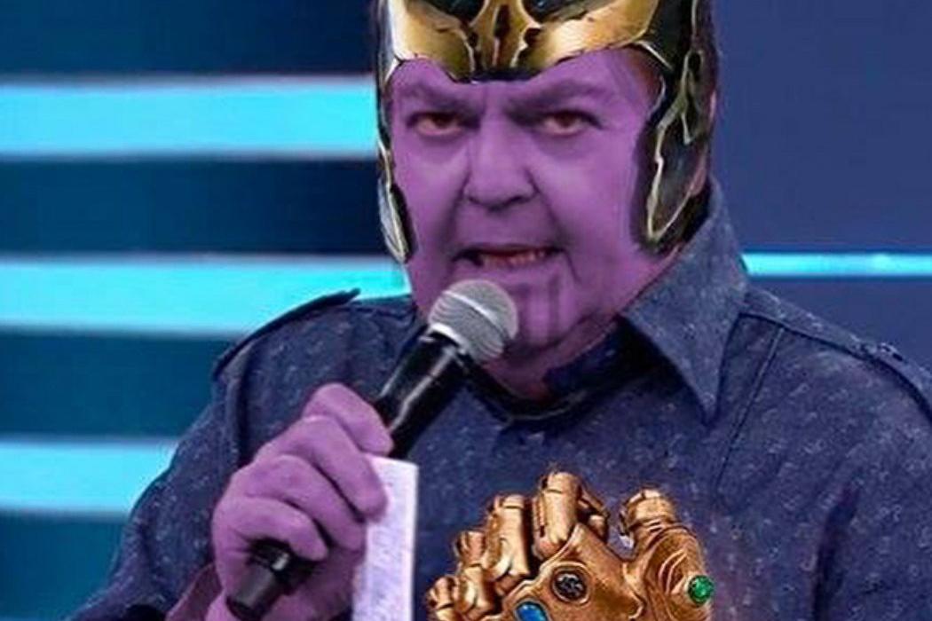 O fútil troféu do Faustão