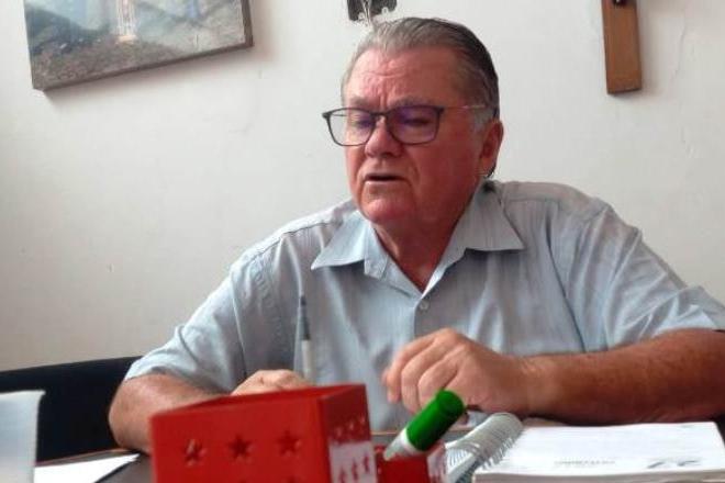 Pré-candidato a prefeito que se apresenta como solução para Itabira não tem filiação partidária