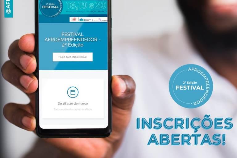 2º Edição do Festival AFROEMPREENDEDOR promove debates sobre empreendedorismo negro