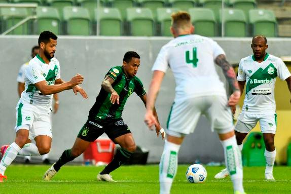 Copa do Brasil: Palmeiras e América-MG empatam em São Paulo