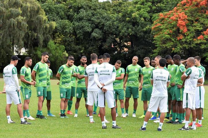 América realiza treinamento em Londrina