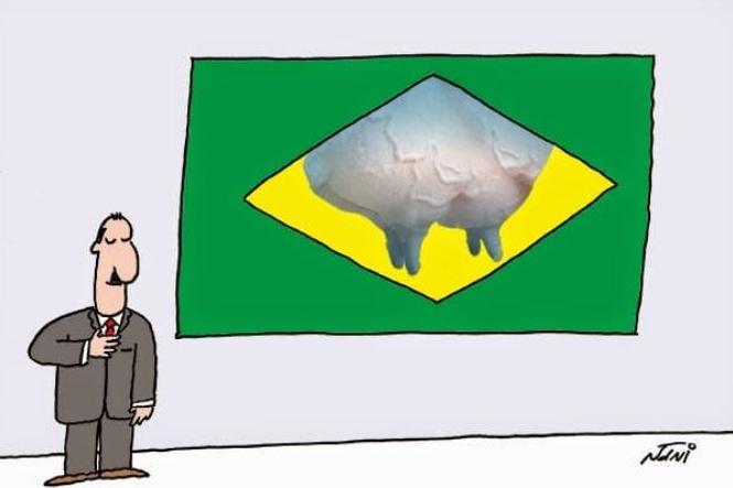 A MANSÃO DO FILHO DO PRESIDENTE