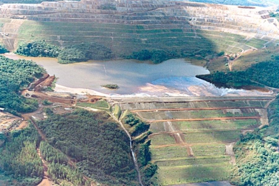 Prorrogado estado de alerta para barragens em Minas, Rio, Goiás e ES