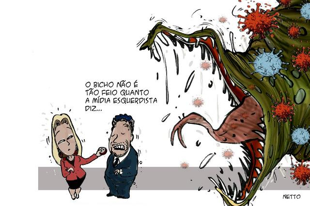 Charge do Netto - 19/03/2020