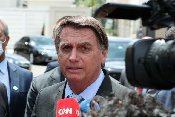 Nova alta do petróleo reforça mudança na Petrobras, diz Bolsonaro