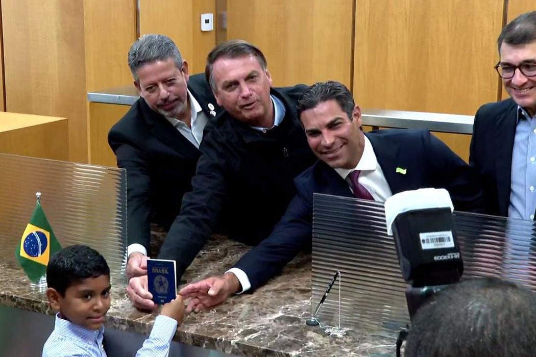 Bolsonaro conversa com príncipe saudita antes da cúpula do G20
