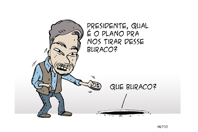 CHARGE DO DIA - 27/05/2020