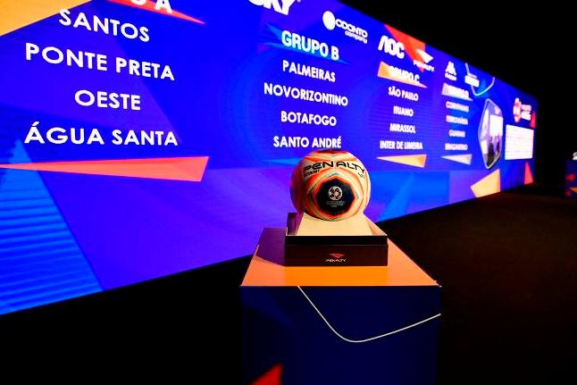 Sem público até o fim, Campeonato Paulista retorna em 22 de julho