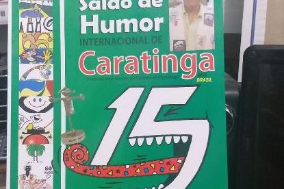 O SALÃO DE HUMOR DE CARATINGA
