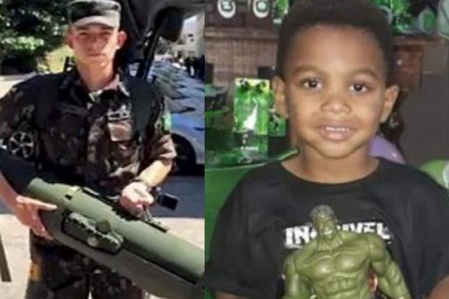 Polícia do Rio conclui que atirador teve intenção de matar menino