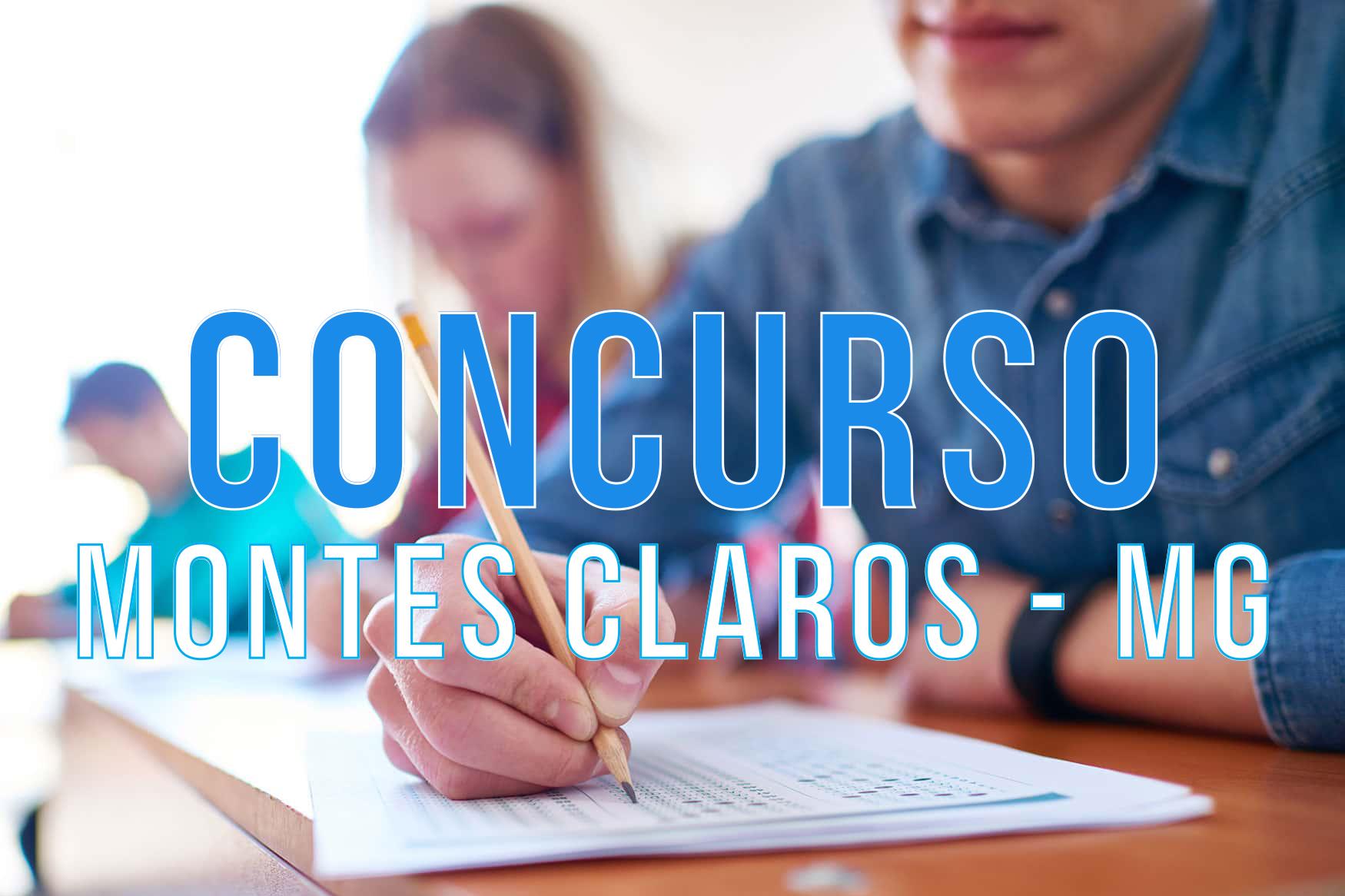 Concurso Câmara de Montes Claros - MG