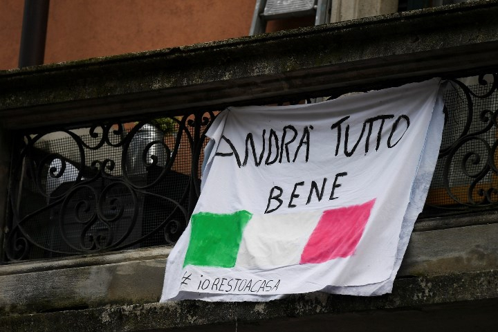 Número de mortos na Itália por novo coronavírus passa de 4 mil