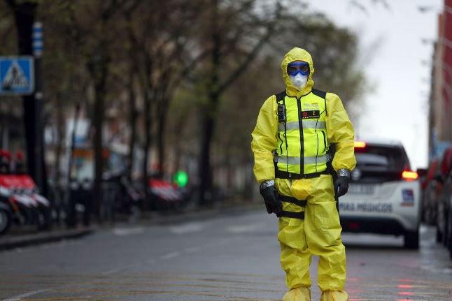 Espanha impõe bloqueio local para conter covid-19