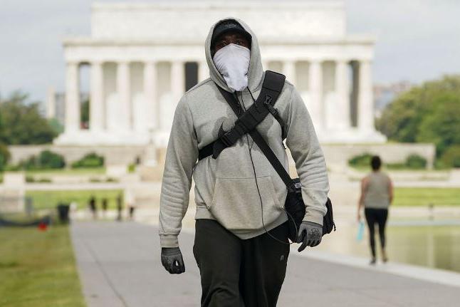 Uso de máscaras pode controlar covid-19 em até 8 semanas, diz CDC