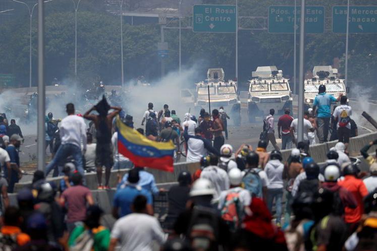 União Europeia eleva lista de sanções contra a Venezuela