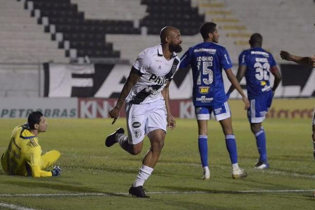 Série B: Cruzeiro perde de virada para a Ponte Preta