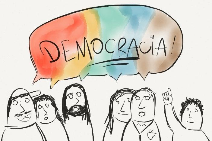 Que democracia queremos?