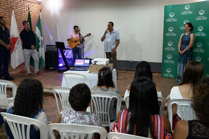 Catas Altas encerra atividades do Projeto Turismo em Alta de 2019