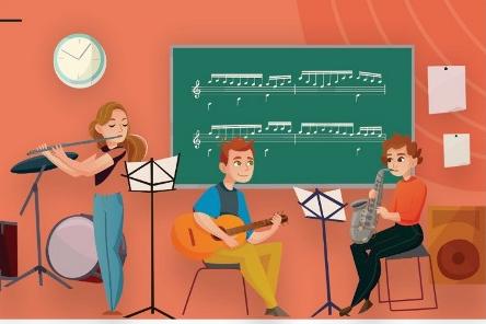 Escola Livre de Música de Itabira está com edital aberto para seleção de novos alunos