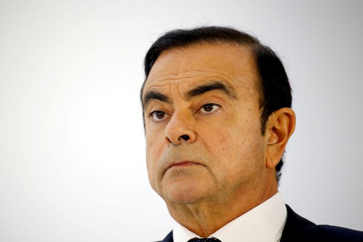 Ex-executivo da Nissan, Carlos Ghosn confirma que está no Líbano