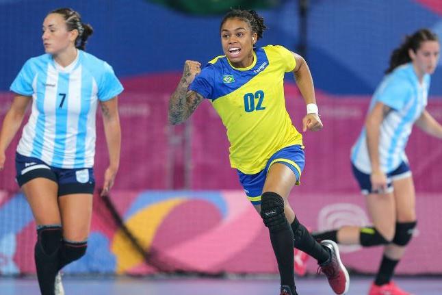 Handebol brasileiro conhece adversários na Olimpíada de Tóquio