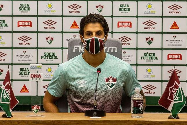 Hudson critica volta do Campeonato Carioca durante pandemia