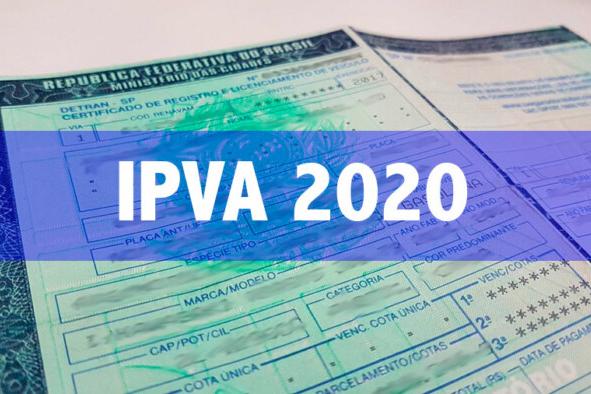 IPVA para servidores beneficiados com prorrogação vence nesta terça-feira (30/6)