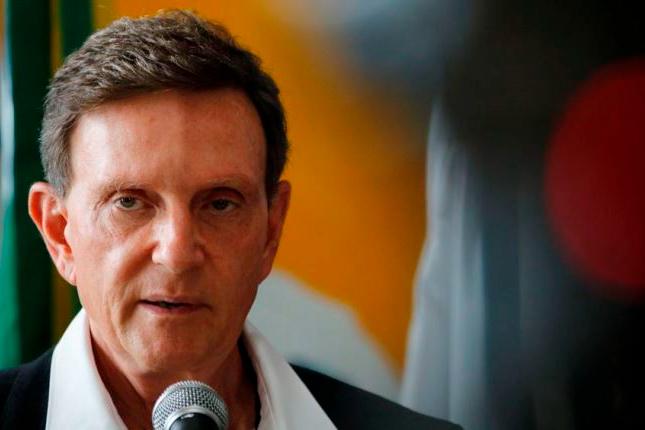 Prefeito do Rio, Marcelo Crivella é preso pela Polícia Civil