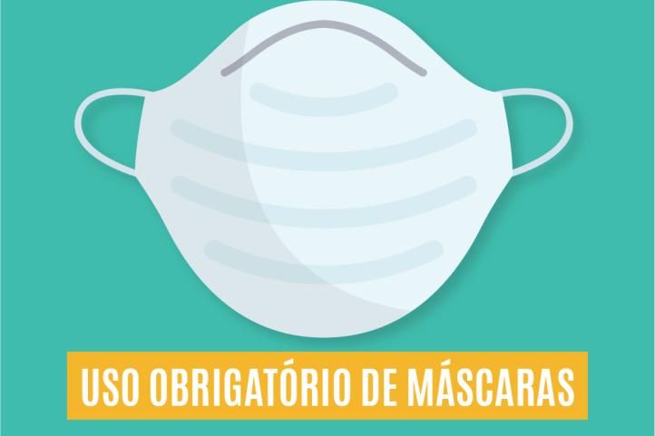 Prefeitura de Catas Altas determina uso obrigatório de máscara na cidade
