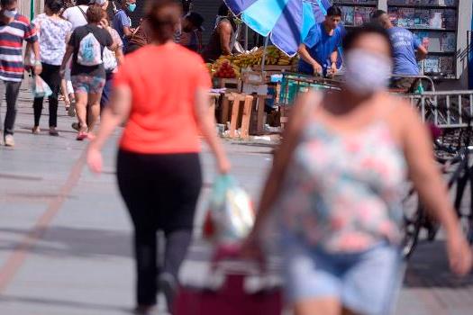 Mais de 7 mil pessoas são abordadas durante fiscalização do uso de máscaras