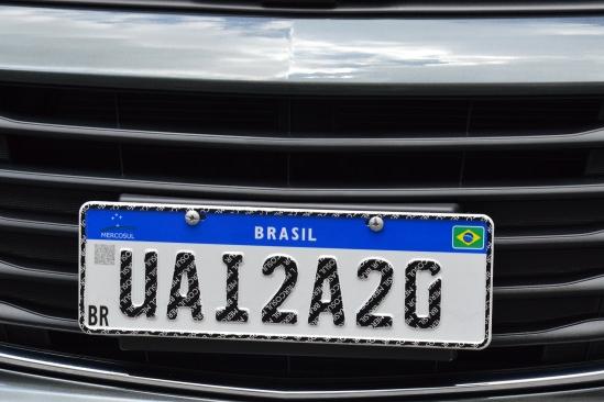 Minas Gerais terá nova placa de identificação veicular a partir de segunda-feira (17/2)
