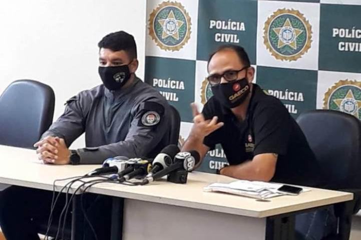 PMs e ex-PMs milicianos presos