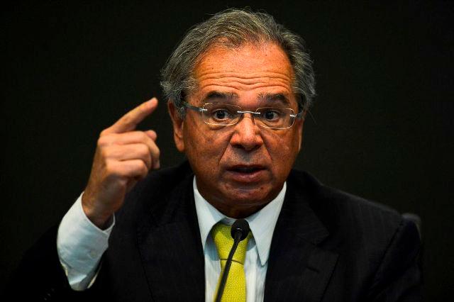 Imposto sobre transações financeiras é opção do Congresso, diz Guedes