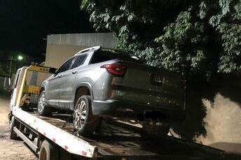 Polícia Militar  prende autor de receptação e apreende veículo clonado