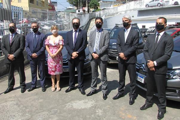 PCMG amplia frota contra criminalidade violenta