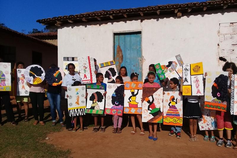 Encontro quilombola reúne comunidades de 16 municípios do Rio Doce