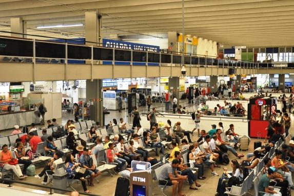 Rodoviária de BH estima movimentação de 331 mil passageiros no Carnaval