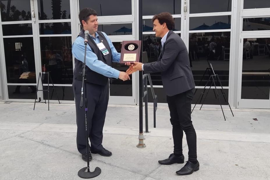 CENIBRA é destaque em premiação internacional de automação