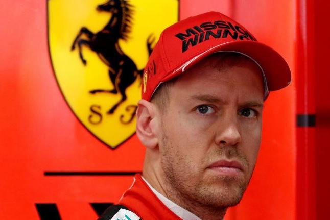 Ferrari confirma saída de Sebastian Vettel no fim da temporada 2020
