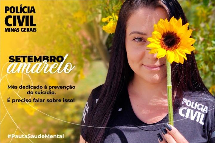 PCMG lança campanha de prevenção ao suicídio