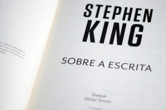 SOBRE A ESCRITA DE STEPHEN KING